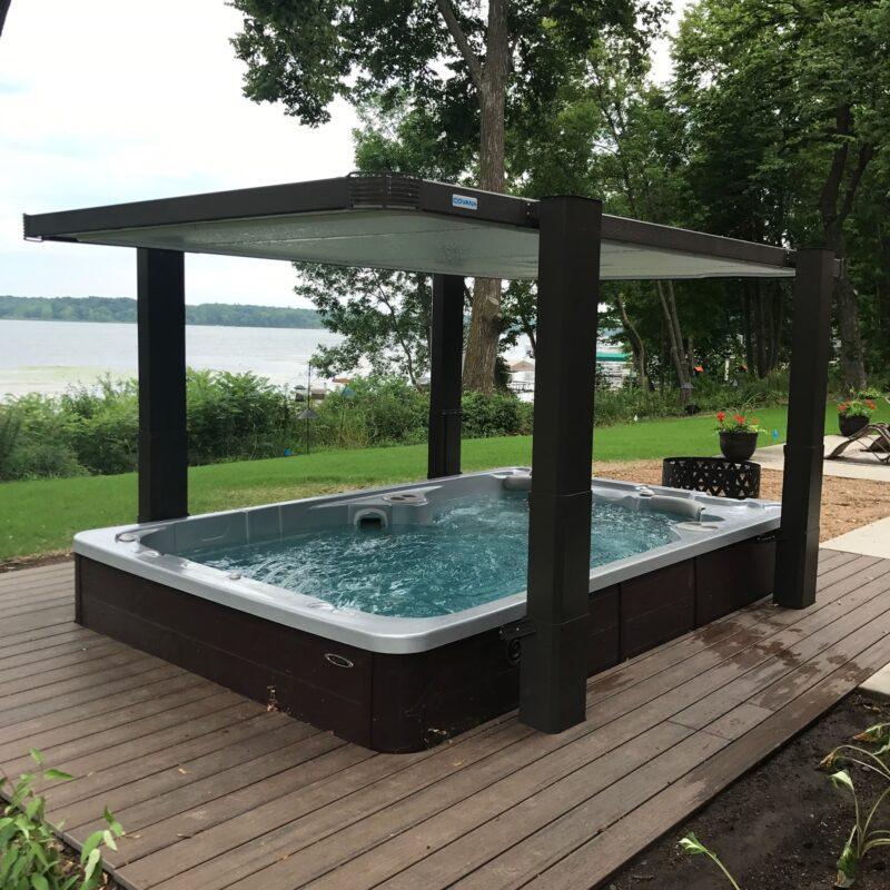 spa cover in Minnesota