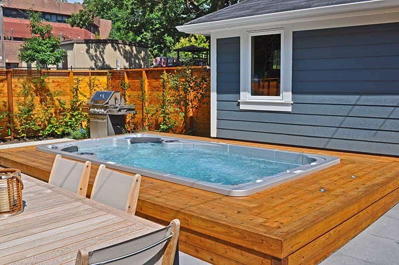 The Benefits of a Swim Spa
