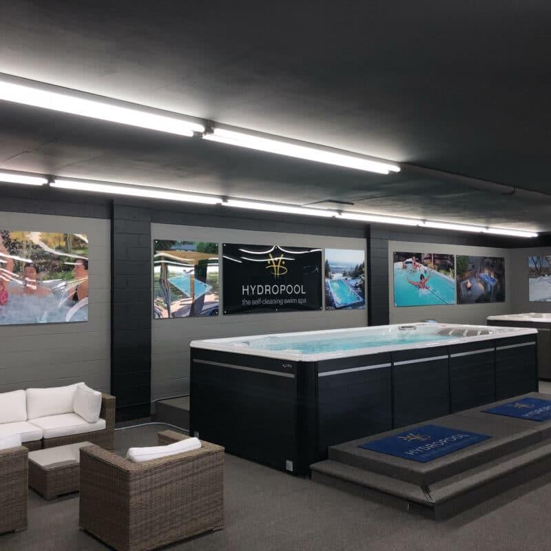 Twin City Jacuzzi Showroom