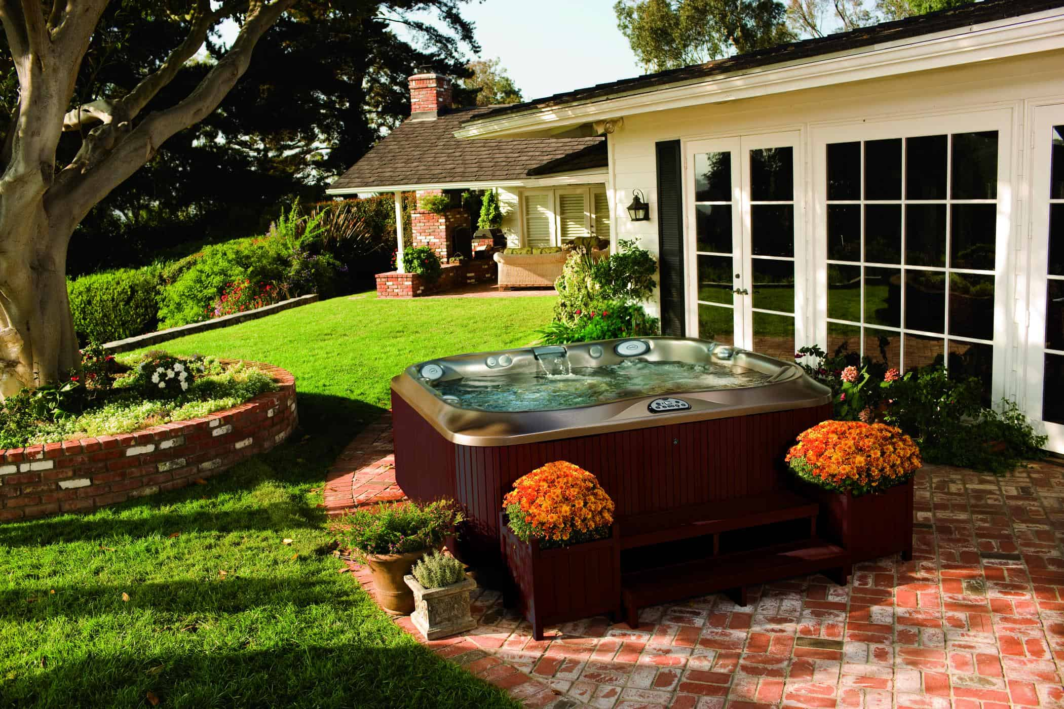Backyard Safety for Hot Tubs and Swim Spas