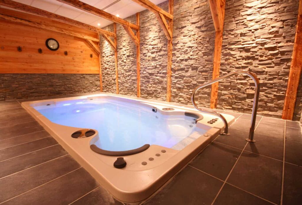 Using a Swim Spa Can Boost Your Health