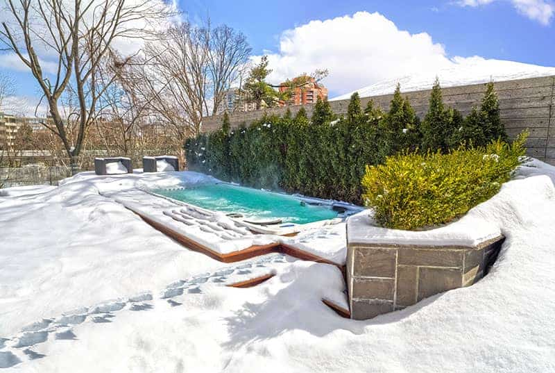 Top Reasons to Use a Swim Spa This Winter